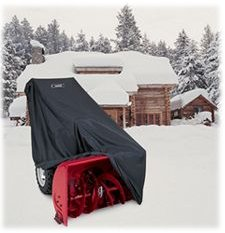 Farina's Snowthrower Cover