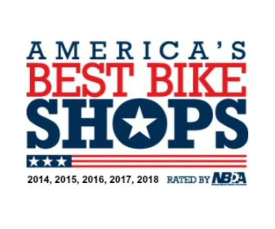 Farina's Named One of America's Best Bike Shops