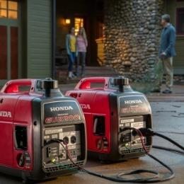 Honda EU1000 EU2000 EU3000 Generator