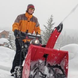 Honda HS928 HS724 Snowblowers