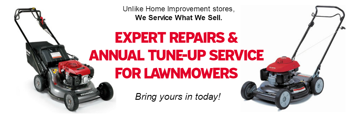Lawnmower Repair and Service