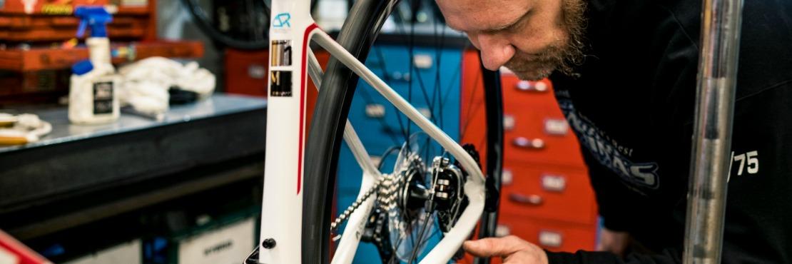 Bike repairs & service