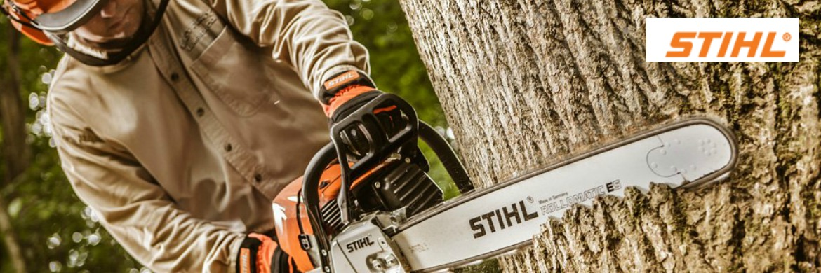 Stihl authorized chainsaw dealer MS 250