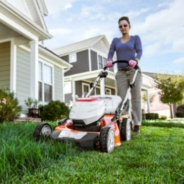 Stihl RMA 460 Lawnmower