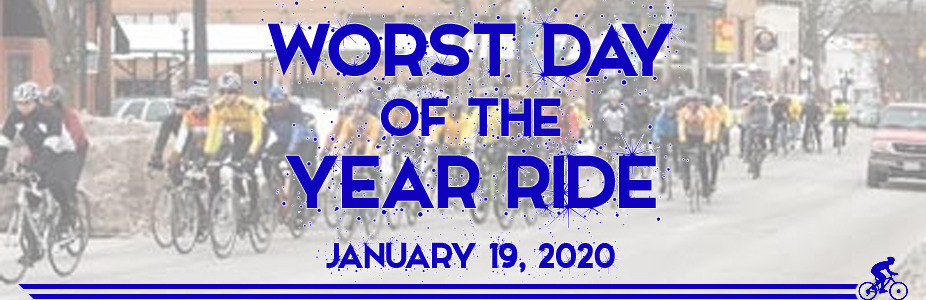 Worst Day of the Year Ride 1/22/17