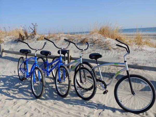 HBC Just a beach bike®