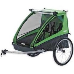 Thule Used Cadence 2 child trailer