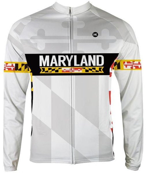 Hill Killer Apparel Co Maryland 2.0 Men's Thermal Jersey