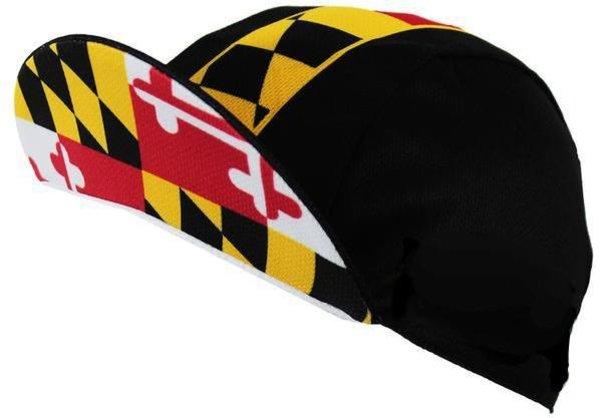 Hill Killer Apparel Co Maryland Cycling Cap