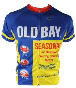 Hill Killer Apparel Co Old Bay Men's Cycling Jersey