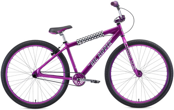 "SE Bikes Big Ripper 29"" Purple Rain"