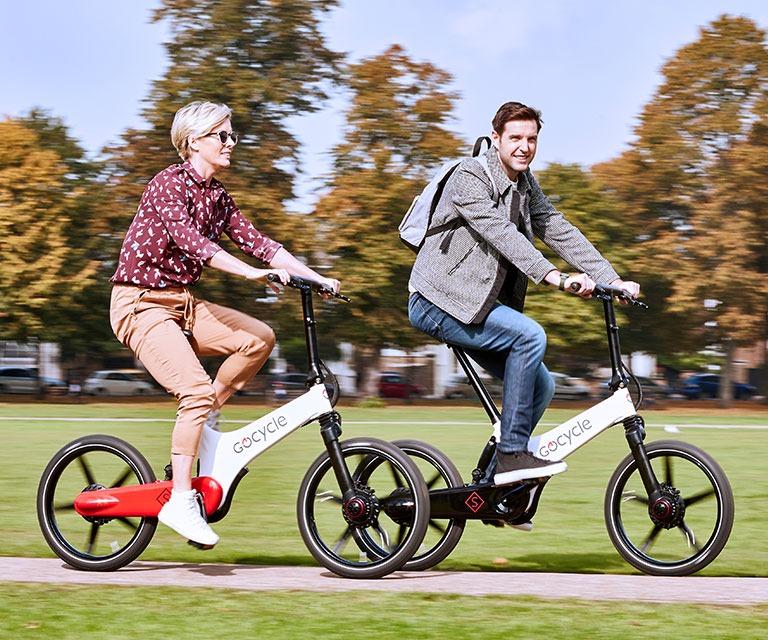 Gocycle Folding Electric Bike GS