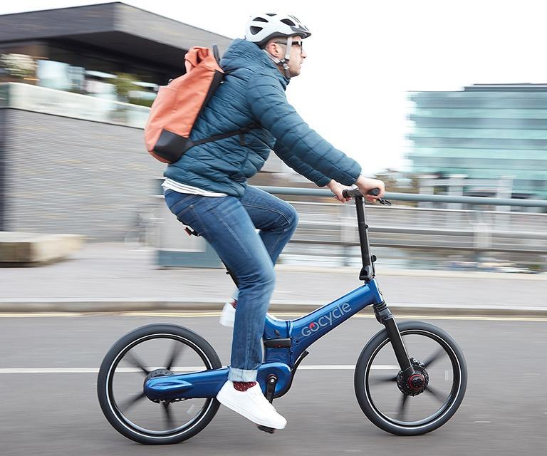Gocycle Folding Electric Bike GX