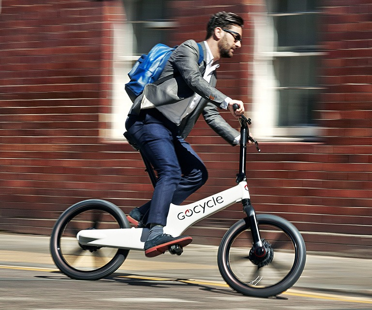Gocycle Folding Electric Bike G3