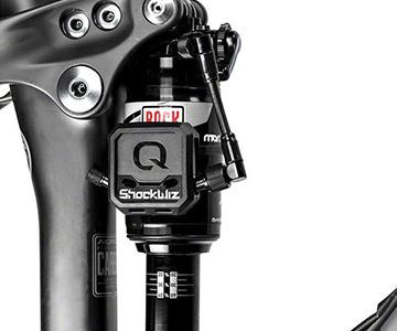 Rent Quarq ShockWiz Rear Suspension