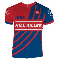 Hill Killer Apparel Co Throwback 1993 Men's Cycling Jersey