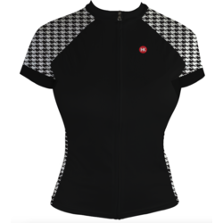 Hill Killer Apparel Co Houndstooth Women's Cycling Jersey