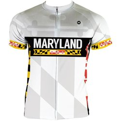 Hill Killer Apparel Co Maryland 2.0 Remix Men's Cycling Jersey