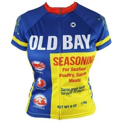Hill Killer Apparel Co Old Bay Women's Cycling Jersey