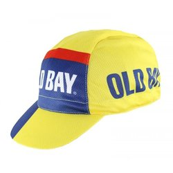 Hill Killer Apparel Co Old Bay Cycling Cap