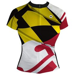 Hill Killer Apparel Co Pride of Maryland Women's Cycling Jersey