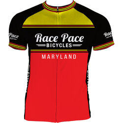 Race Pace Bicycles Men's Legacy Jersey