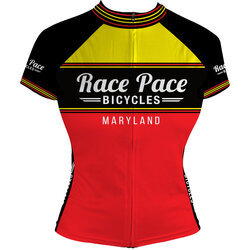 Race Pace Bicycles Women's Legacy Jersey