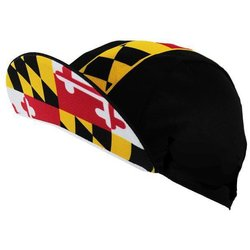 Hill Killer Apparel Co Maryland Cycling Cap
