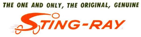 Schwinn Sting-Ray reconditioning and repair.